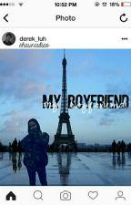 My Boyfriend; derek luh. by shawnculiao