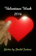 Valentines Week 2016 by Sheetal_AUW