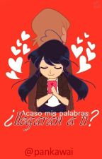 Acaso Mis Palabras Llegaran A Ti ? ( Miraculous Ladybug  Bridgette x Felix) by pankawai