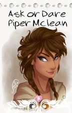 Ask or Dare Piper Mclean by x-Demigods-x