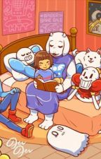 Undertale X reader oneshots by Phantom_Chan