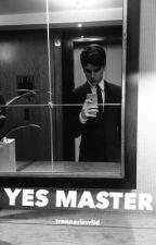 Yes Master // Tronnor AU by ladiestgaga