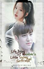 Life Being Seventeen Member's Lil Sister And Girlfriend by kwonjay