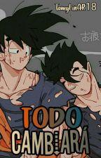 Siempre Juntos (Goku X Gohan) by TamyLinAR18