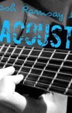 Acoustic (Josh Ramsay) by sazza1