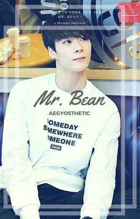 Mr. Bean | Moonbin by aegyosthetic