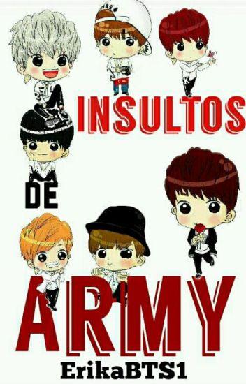 Insultos De ARMY! (BTS)