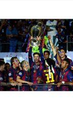 FC Barcelona || Group  Chat by graceg_10