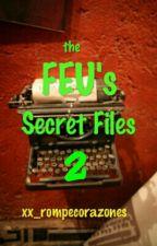 The FEU's Secret Files 2 by iJUANder_13