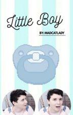 Little boy *phan* by Madcatlady