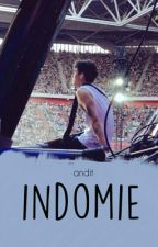 indomie • cth [disc] by nyusahin
