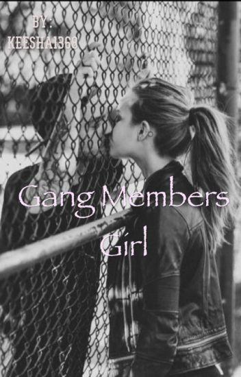 Gang members girl