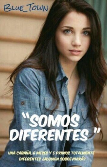 """""""Somos diferentes"""""""