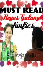 Must read Mika Reyes-Ara Galang Fanfics by pantojanstella