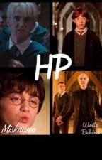 Harry Potter by miskanem