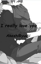 I really love you (BoyxBoy/Yaoi) by Akashi9153