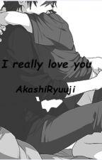 I really love you (BoyxBoy/Yaoi) by Akashi9153