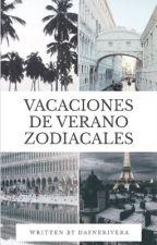Vacaciones De Verano Zodiacales  by DafneRivera