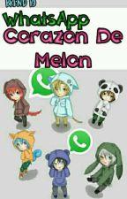 Whatsapp Corazón De Melón by Brend_PJ