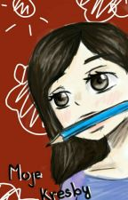 Moje kresby  by Kika-Hyskova