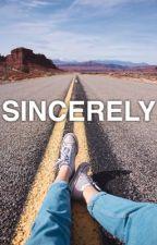 Sincerely // Zach Clayton  by cautiousclayton