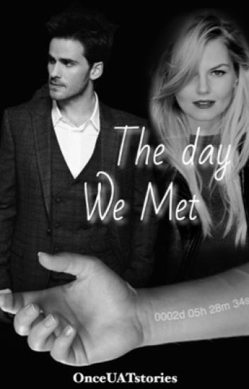 The Day We Met (CaptainSwan AU)