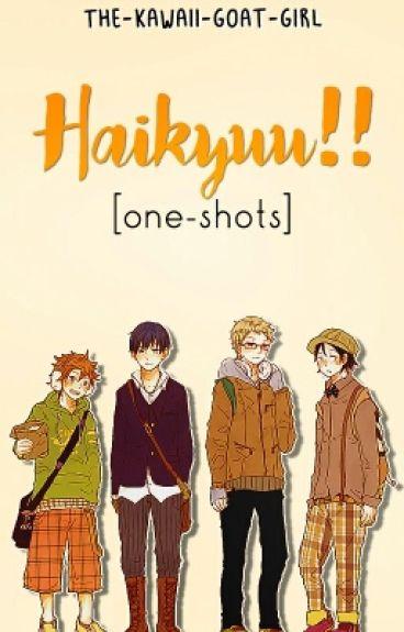 Haikyuu!! [one-shots]