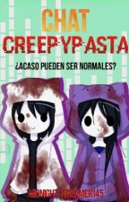 Chat Creepypasta   by Midnight_dreamer145