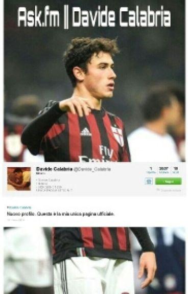 Ask.fm || Davide Calabria