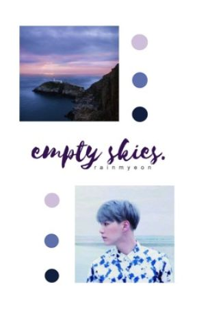 empty skies | yoonmin by rainmyeon