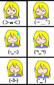 Emoticons by michikolokoy