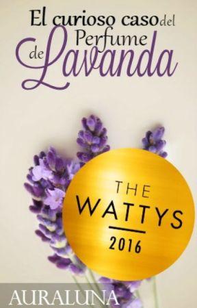 El curioso caso del Perfume de Lavanda by AuraLuna