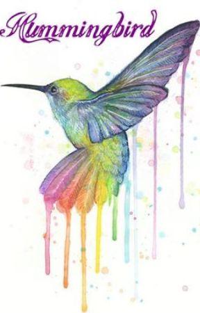 Hummingbird by CandiceHall5