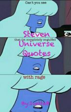 Steven Universe Quotes by IvettaB