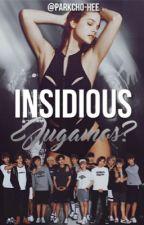 Insidious,¿jugamos? (seventeen y tu) by -lisakdsksnks