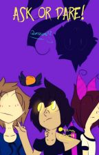 Ask or dare The Test Subjects crew!! by ToxicWolfie183