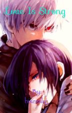 Touka x kaneki by hixemily_