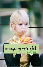 Emergency Vote Club by -parkchoa