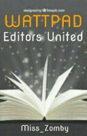 Wattpad Editors United by EditorsUnited
