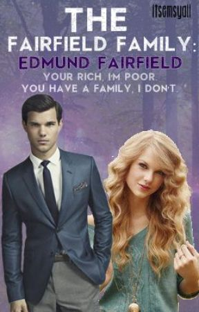 The Fairfield Family: Edmund Fairfield (#1) by waterfools