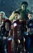 Generation Avengers  by hellencunhadomingo