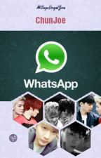 CHUNJOE WHATSAPP by MCapAngelJoe