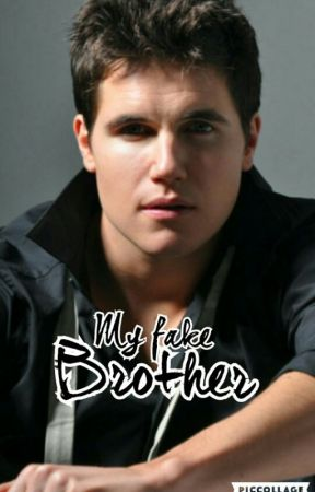 My Fake Brother ~ Robbie Amell  by mik-hale-vatore