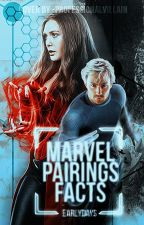 Marvel Pairings Facts by EarlyDays