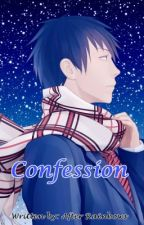 Confession [Kuroko no Basket - Aomine x Reader] by AfterRainbows