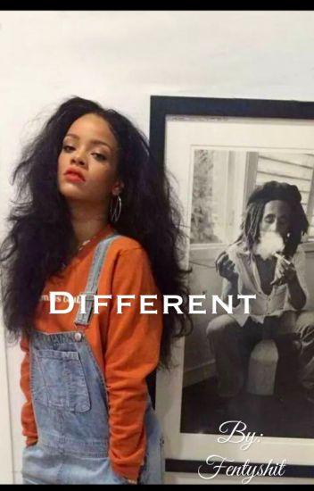 Different ||Jheneaiko♥️Rihanna{CLOSED}