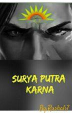 Suryaputra Karna by Rushali7