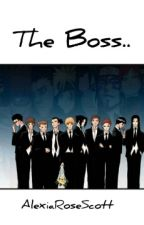 The Boss... (Modern Day, Mafia, Naruto Fanfic.)  (SasuNaru) by KoleoJey