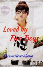 Loved by Five Boys(NU'EST Fan Fic) *COMPLETED* by ForeverNeverAlways