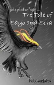The Tale of Sayo and Sora 【PKMN Watty Awards 2013】 by Juuzouu